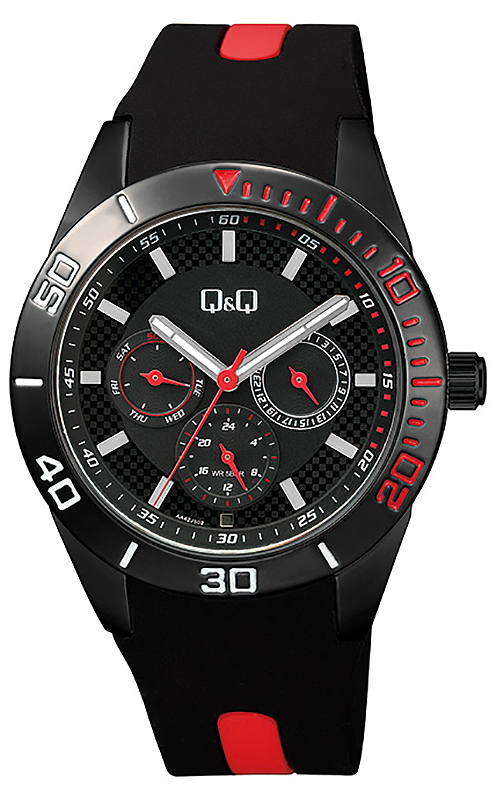 QQ AA42-502 - zegarek męski
