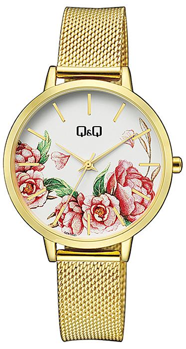 QQ QZ67-021 - zegarek damski