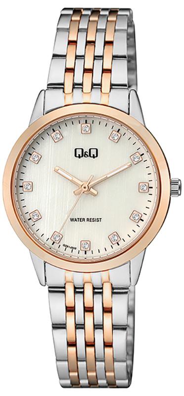 QQ QZ81-402 - zegarek damski