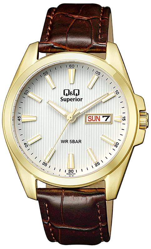 QQ S284-101 - zegarek męski