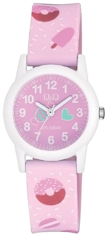QQ VR99-011 - zegarek dla dziewczynki