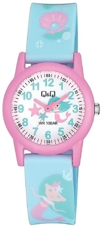 QQ VR99-012 - zegarek dla dziewczynki