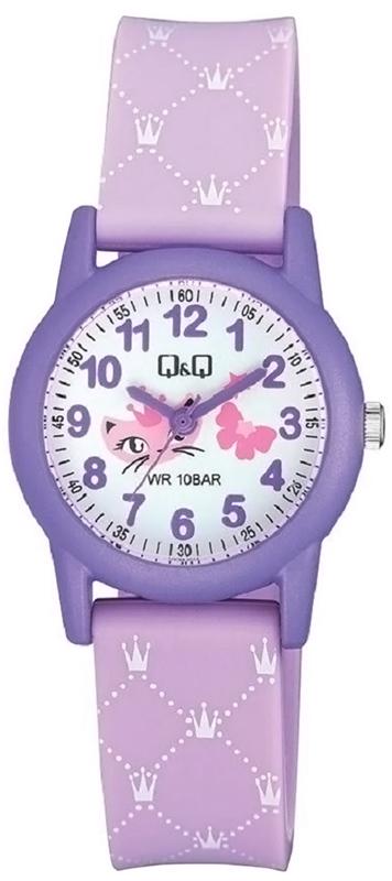 QQ VR99-014 - zegarek dla dziewczynki