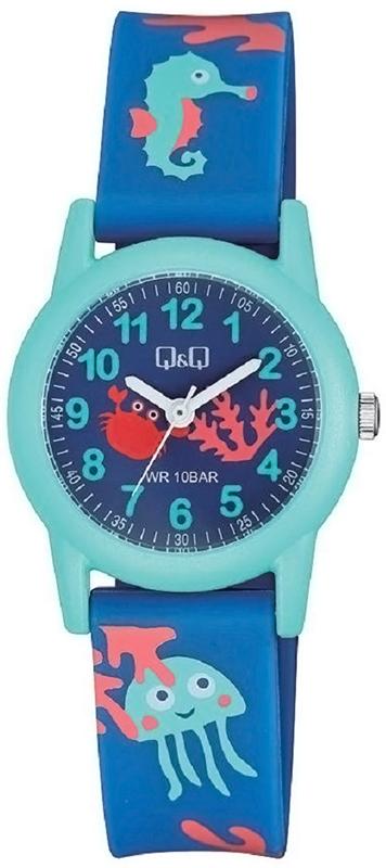 QQ VR99-017 - zegarek dla chłopca