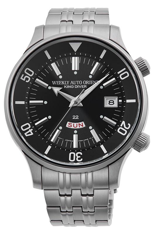 Orient RA-AA0D01B1HB - zegarek męski