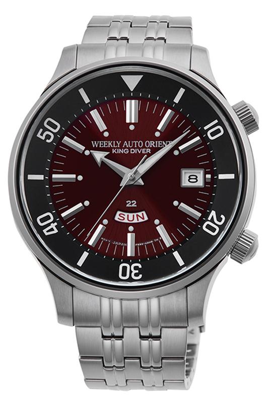 Orient RA-AA0D02R1HB - zegarek męski