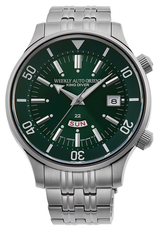 Orient RA-AA0D03E1HB - zegarek męski