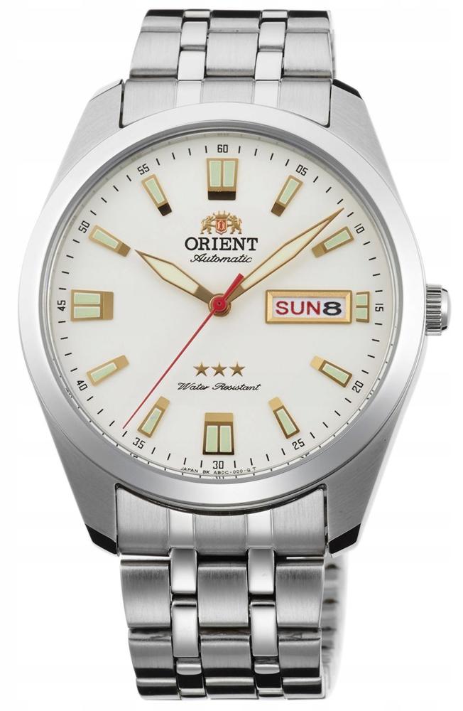 Orient RA-AB0020S19B - zegarek męski