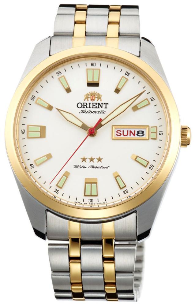 Orient RA-AB0028S19B - zegarek męski