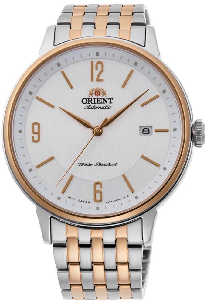 Orient RA-AC0J07S10B - zegarek męski