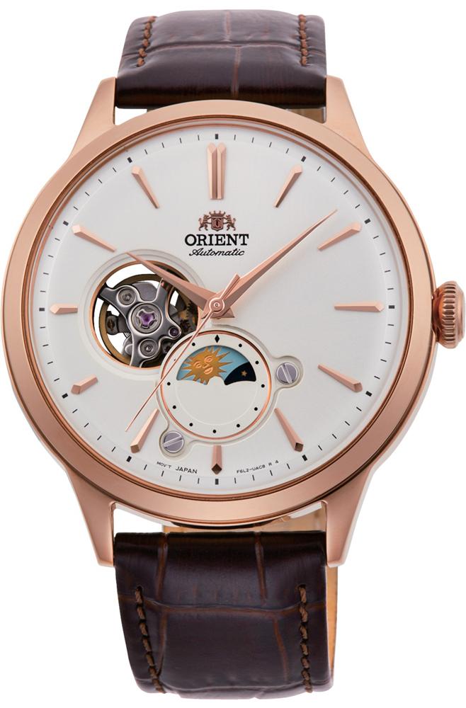 Orient RA-AS0102S10B - zegarek męski