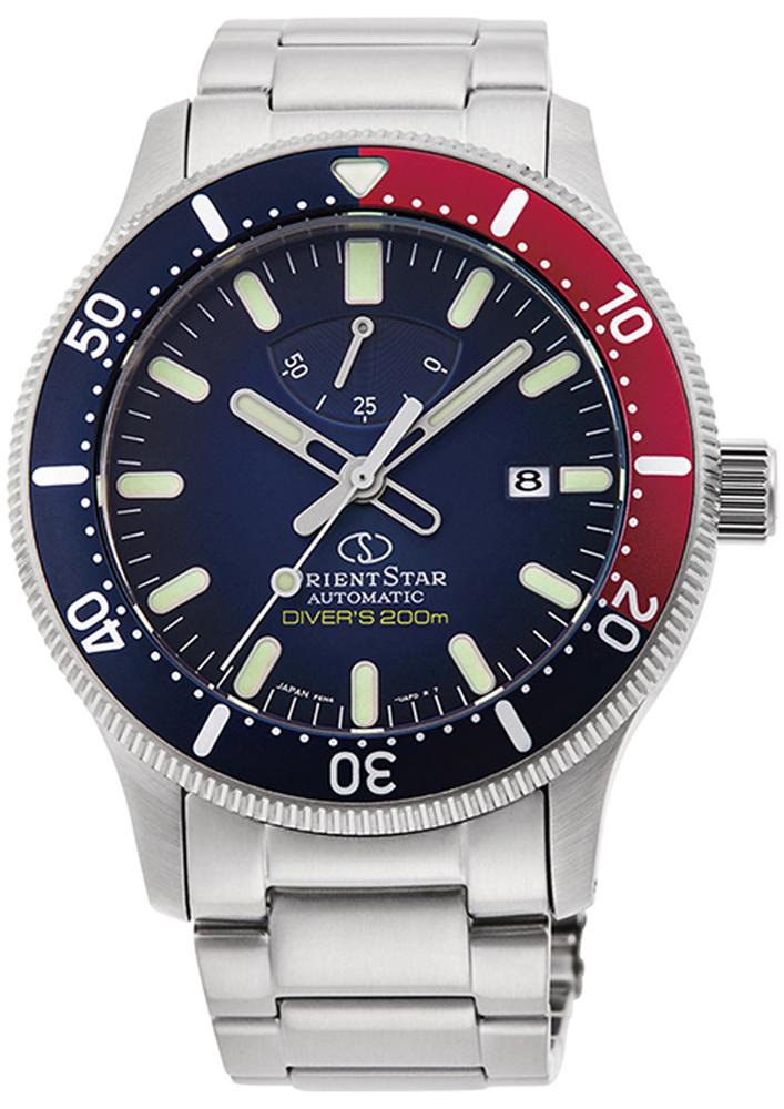 Orient Star RE-AU0306L00B - zegarek męski