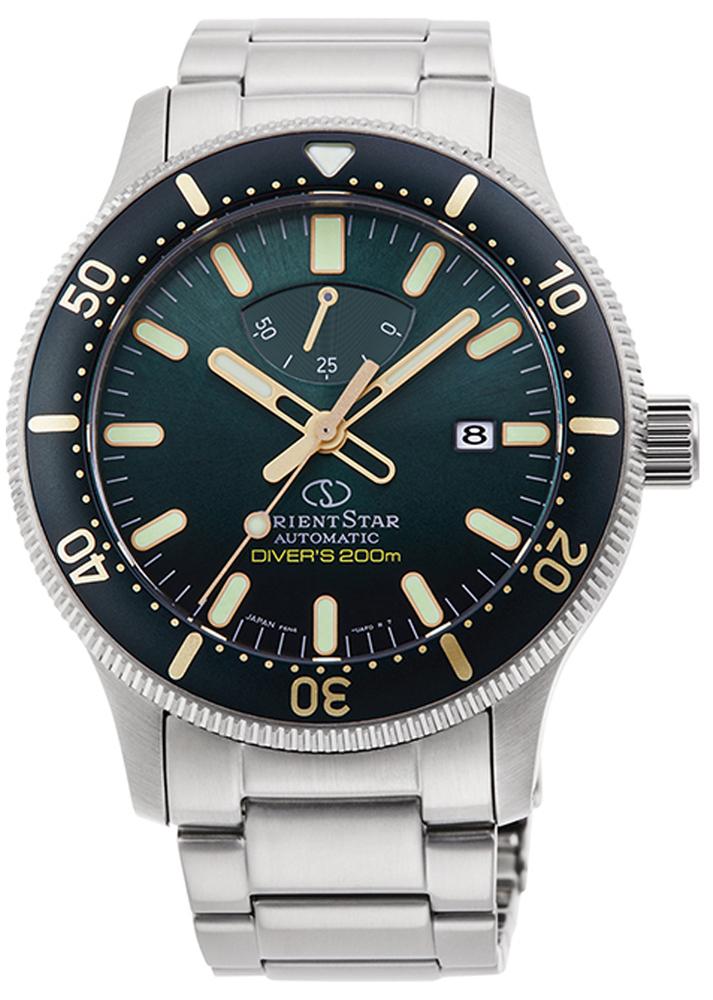 Orient Star RE-AU0307E00B - zegarek męski