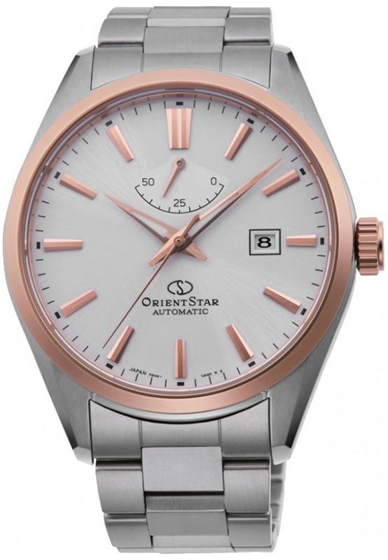 Orient Star RE-AU0401S00B - zegarek męski