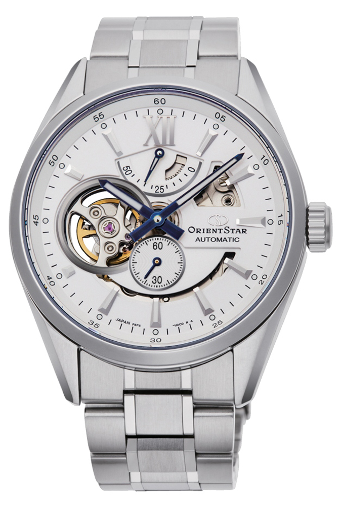 Orient Star RE-AV0113S00B - zegarek męski