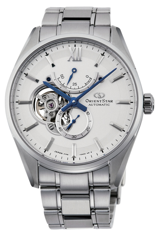 Orient Star RE-HJ0001S00B - zegarek męski