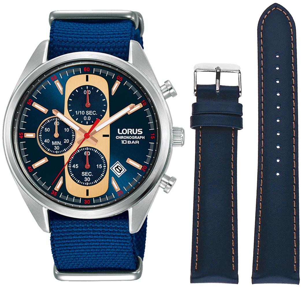 Lorus RM357GX9SET - zegarek męski