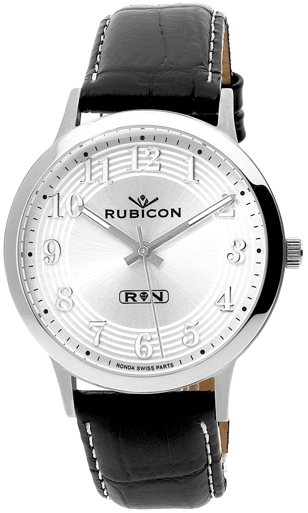 Rubicon RNDC64SASX - zegarek męski