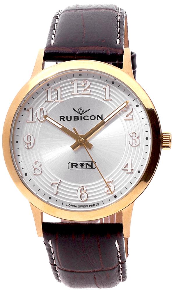 Rubicon RNDC64ZASX - zegarek męski