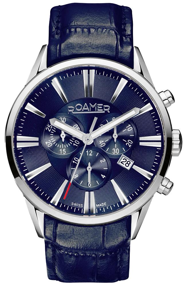 Roamer 508837 41 40 05 - zegarek męski