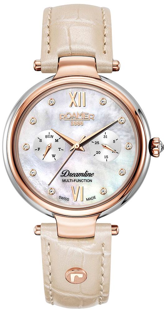 Roamer 600821 47 29 05 - zegarek damski