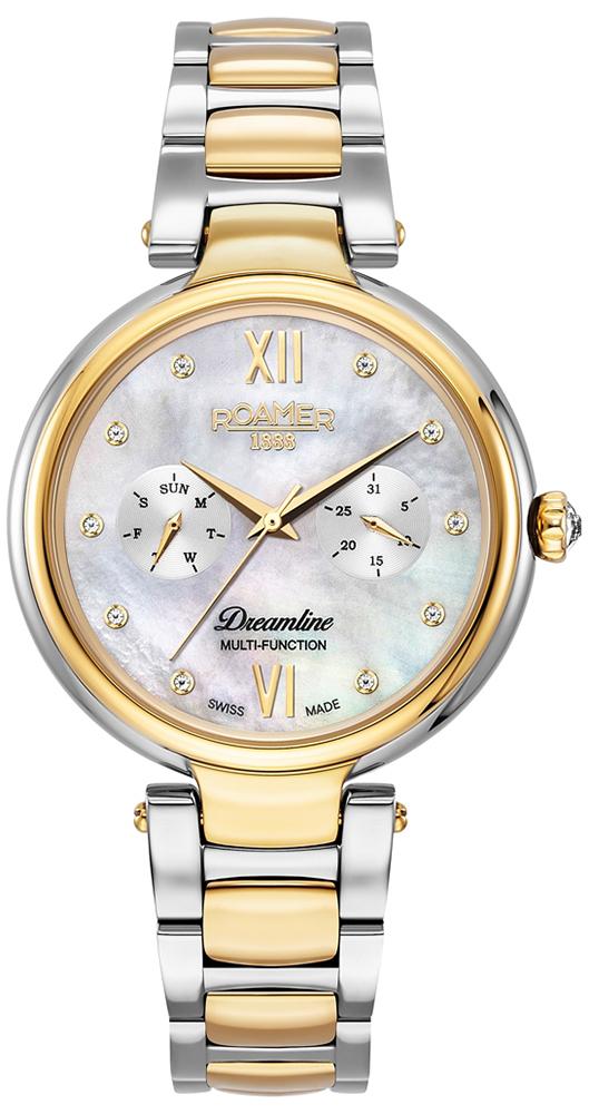 Roamer 600821 48 29 50 - zegarek damski