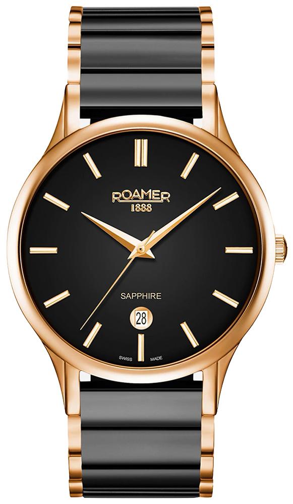 Roamer 657833 49 55 60 - zegarek damski