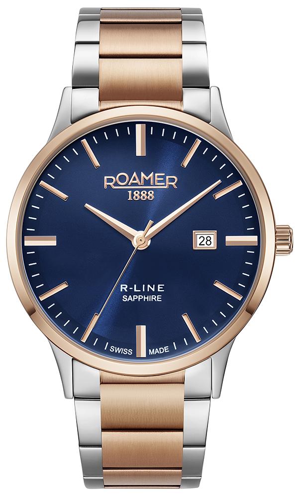 Roamer 718833 47 45 70 - zegarek męski