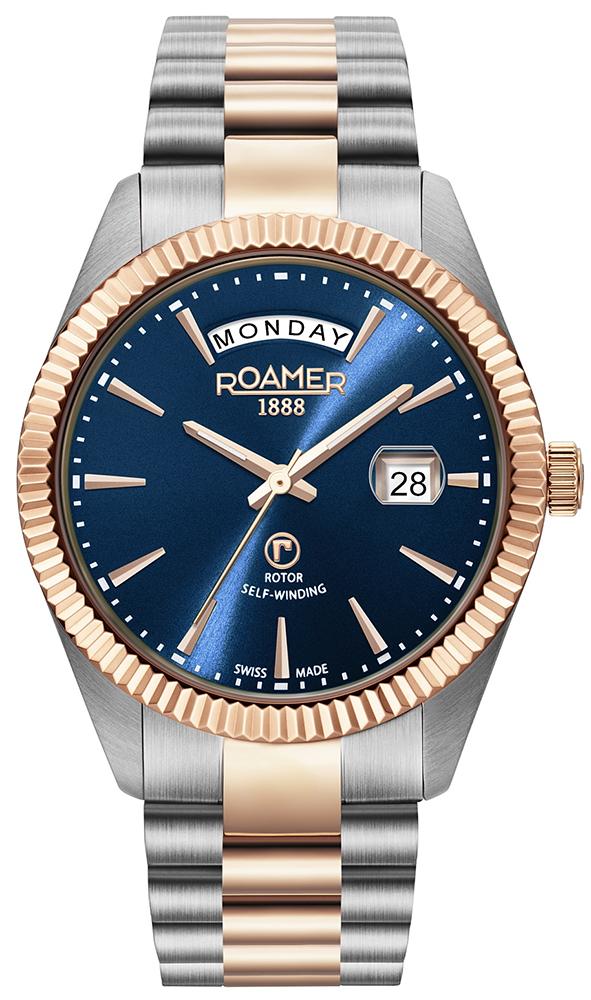 Roamer 981662 47 45 90 - zegarek męski