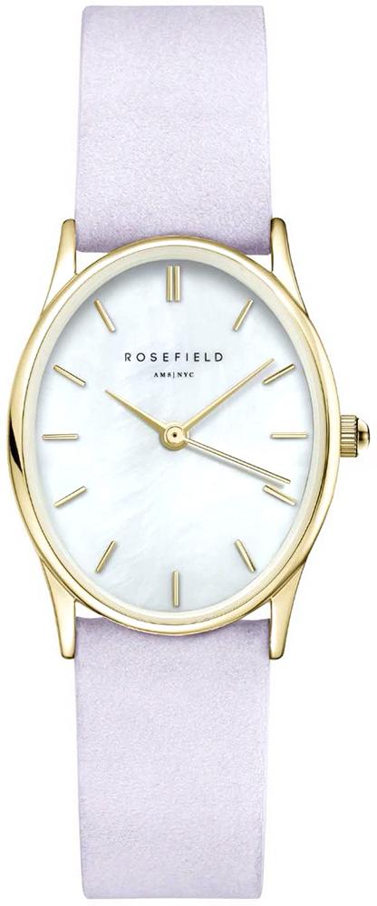 Rosefield OWLLG-OV04 - zegarek damski