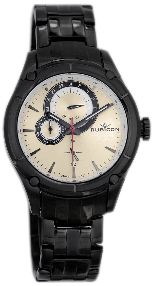 Rubicon RNDD21BISB03BX - zegarek męski
