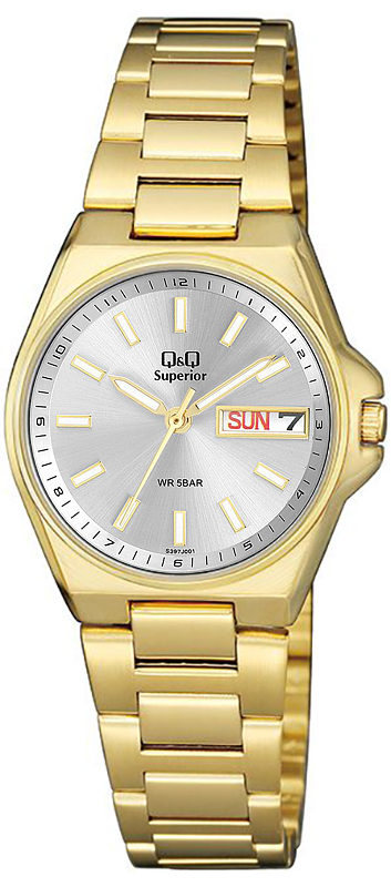 QQ S397-001 - zegarek damski
