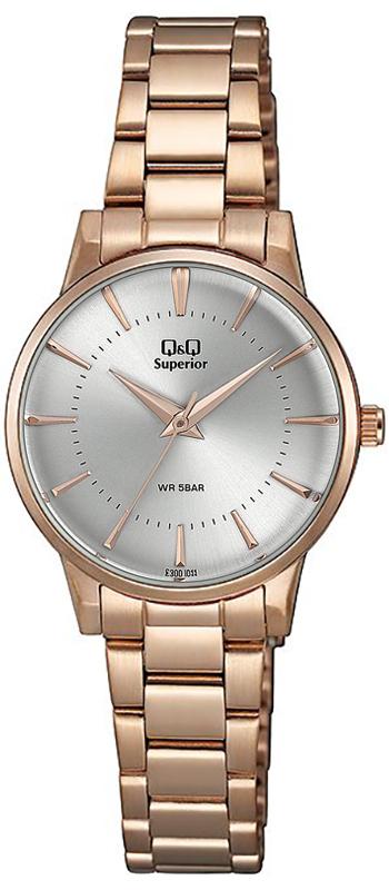 QQ S399-011 - zegarek damski