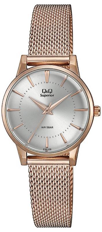QQ S399-031 - zegarek damski