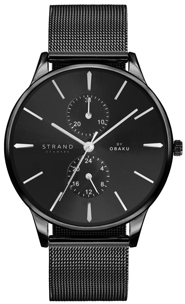 Strand S703GMBBMB - zegarek męski