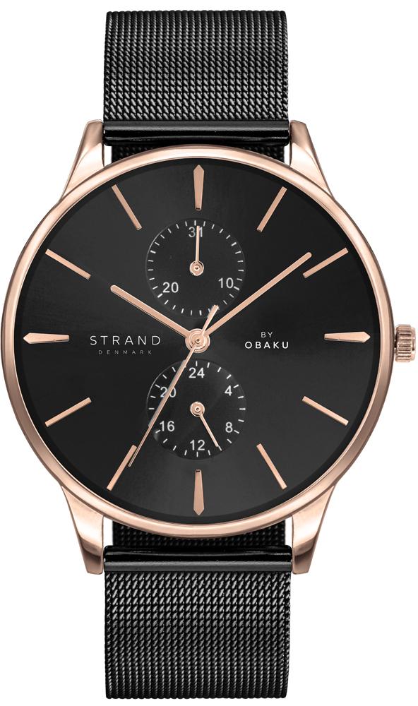 Strand S703GMVBMB - zegarek męski