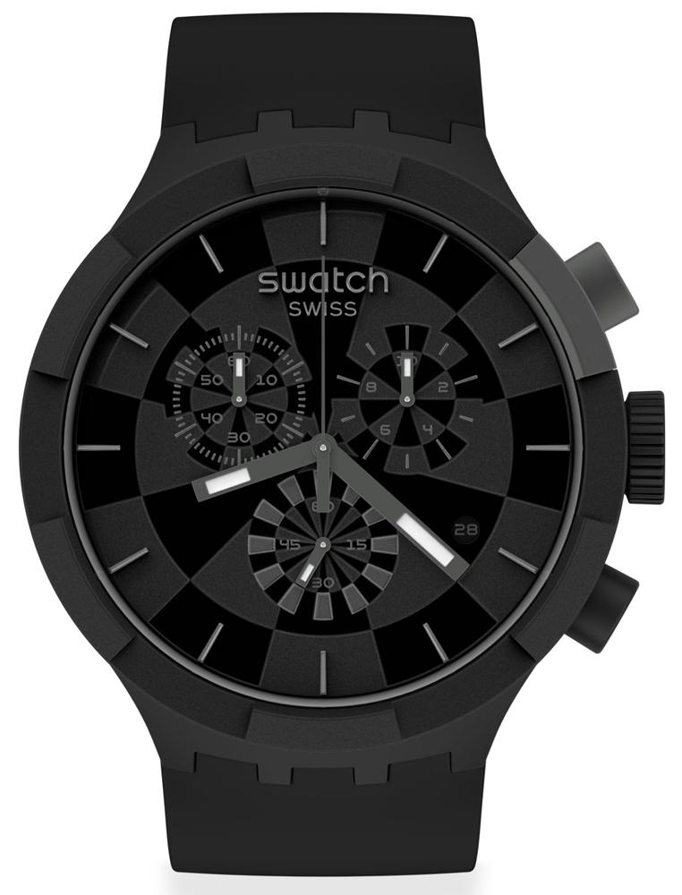 Swatch SB02B400 - zegarek męski