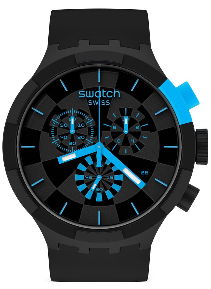 Swatch SB02B401 - zegarek męski