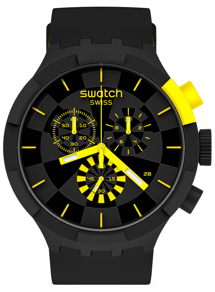 Swatch SB02B403 - zegarek męski