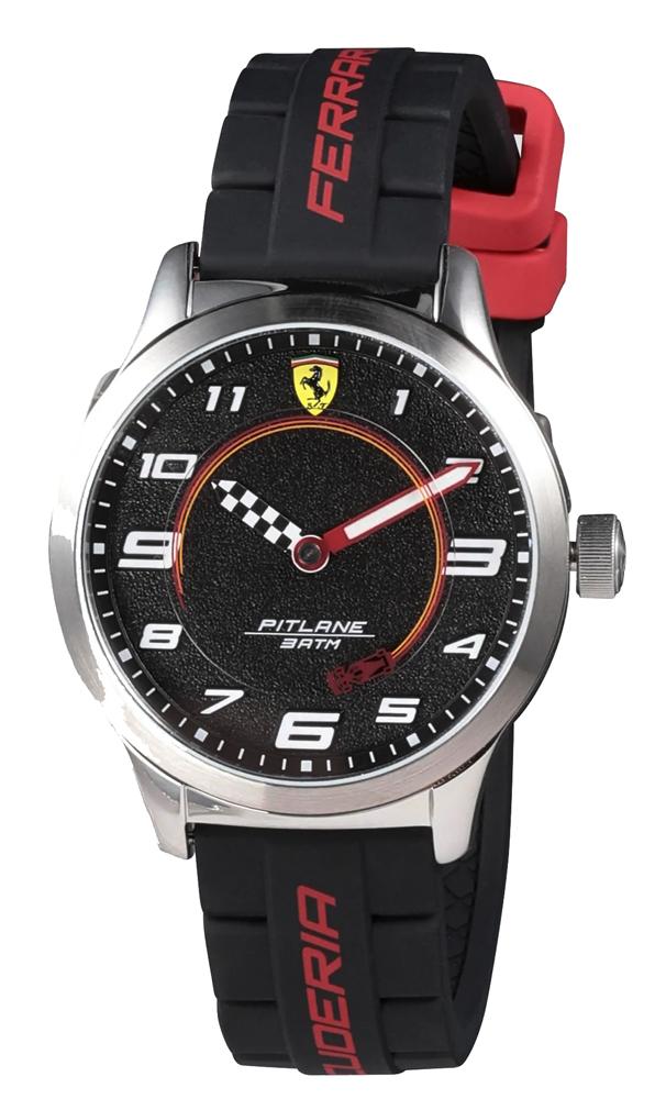 Scuderia Ferrari SF 870043 PITLANE - zegarek dla chłopca