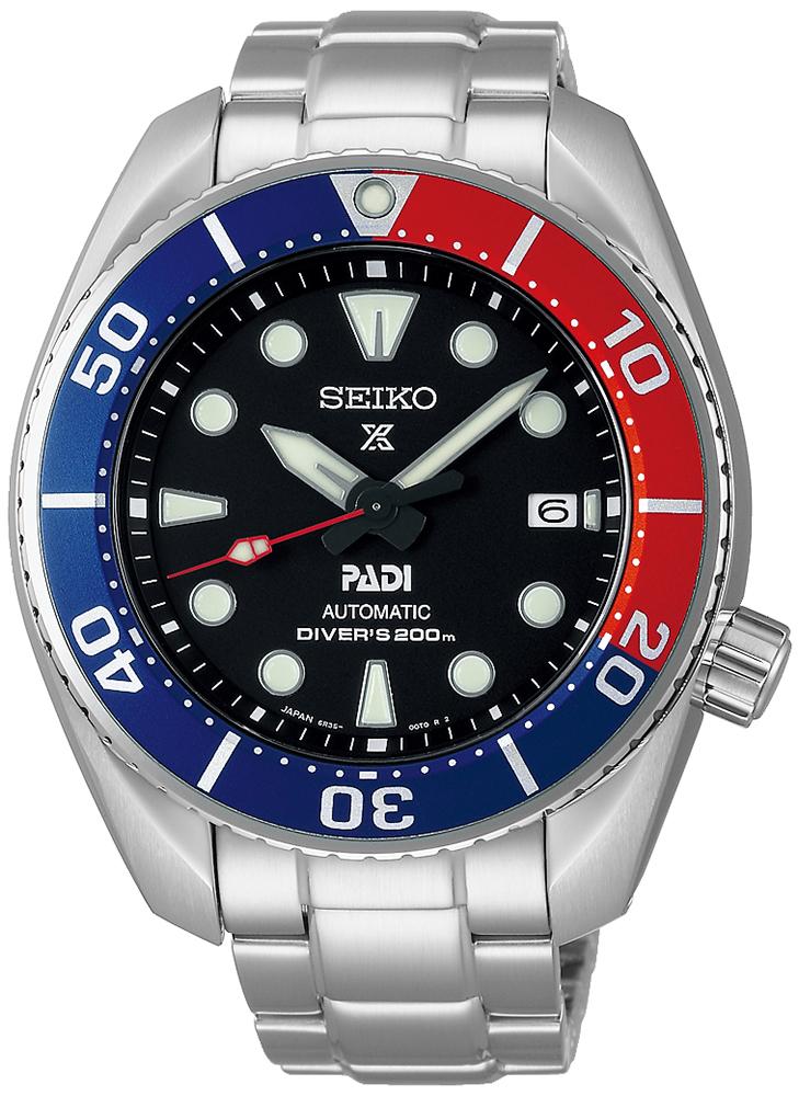 Seiko SPB181J1 - zegarek męski