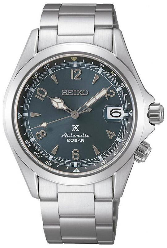 Seiko SPB197J1 - zegarek męski
