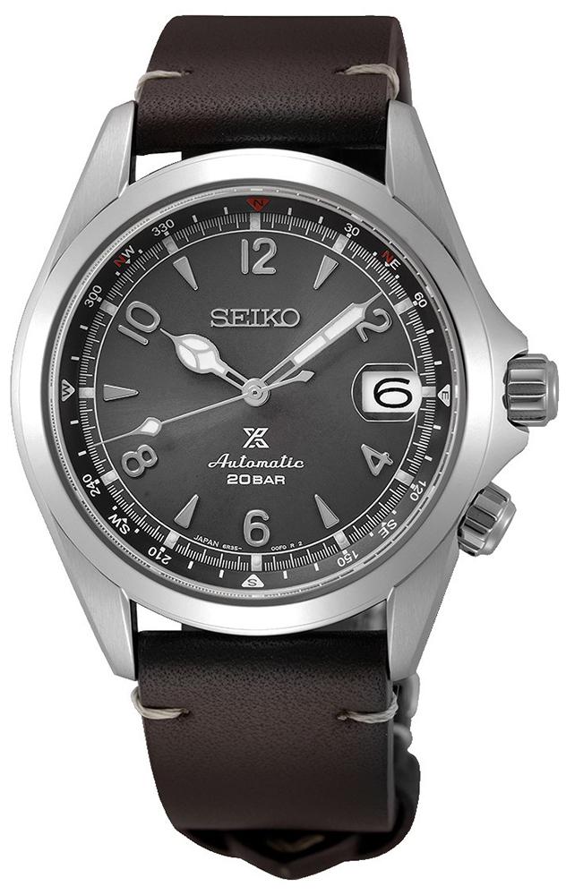 Seiko SPB201J1 - zegarek męski