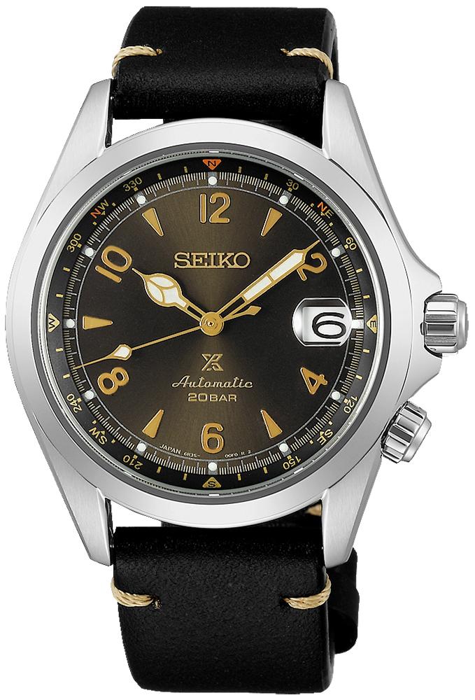 Seiko SPB209J1 - zegarek męski