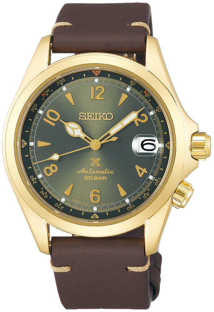 Seiko SPB210J1 - zegarek męski