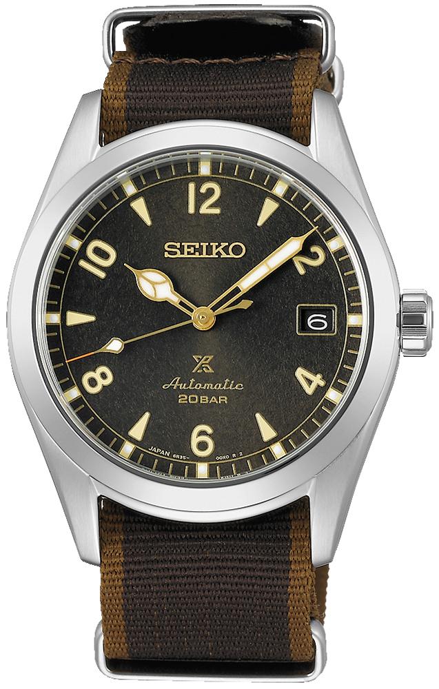 Seiko SPB211J1 - zegarek męski