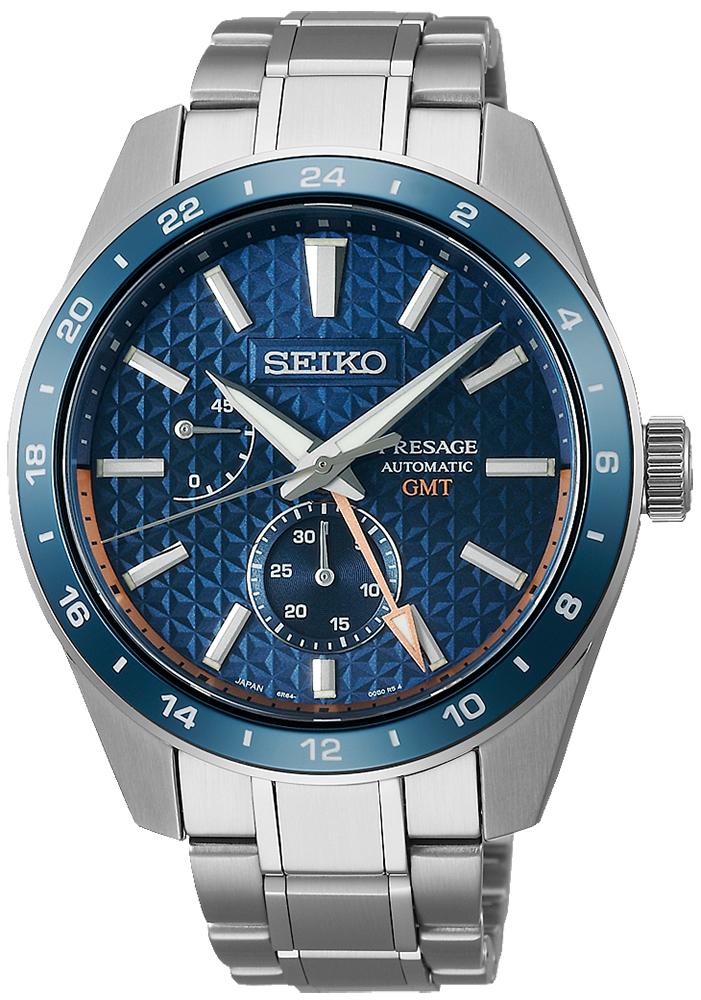 Seiko SPB217J1 - zegarek męski