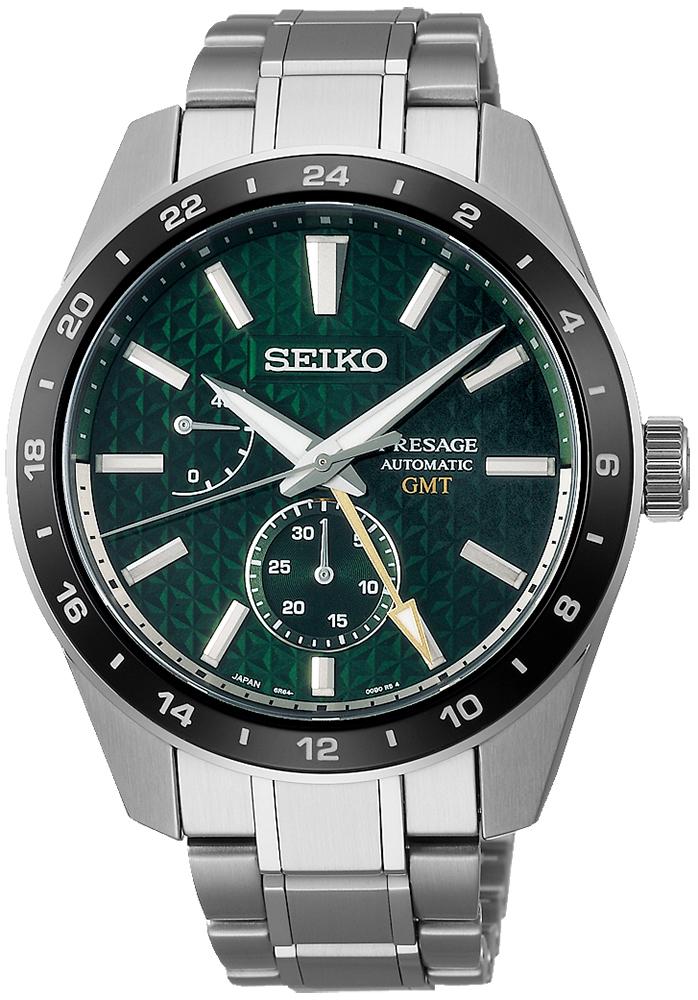 Seiko SPB219J1 - zegarek męski