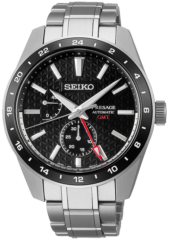 Seiko SPB221J1 - zegarek męski