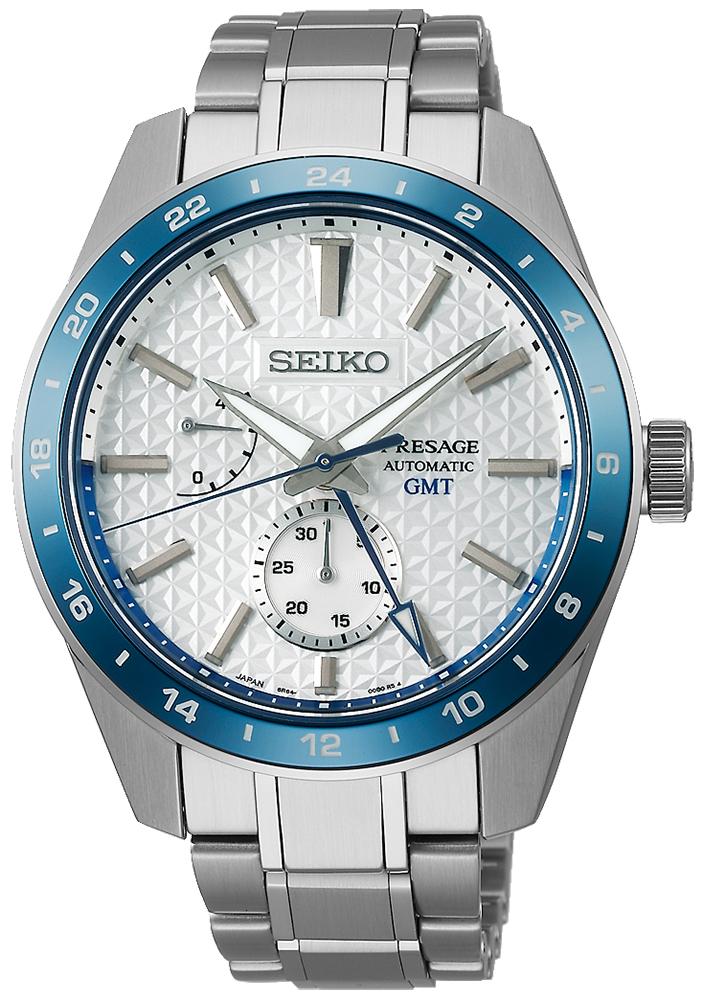 Seiko SPB223J1 - zegarek męski